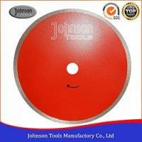 China 200mm Sintered Diamond Continuous Saw Blade, Wet Cutting Ceramic Tiles Blade on sale