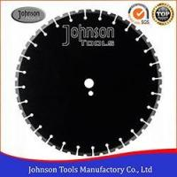 400mm Laser Welded Diamond Concrete Saw Blades for Dry Cutting Reinforced Concrete Manufactures