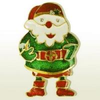 Christmas Lapel Pins Manufactures