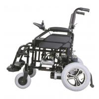 Buy cheap 320W Foldable Handicapped Lightweight Standard Power Wheelchairs from wholesalers