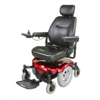 Buy cheap High Seat 6 Wheels Mid-wheel Drive Standard Power Wheelchairs from wholesalers