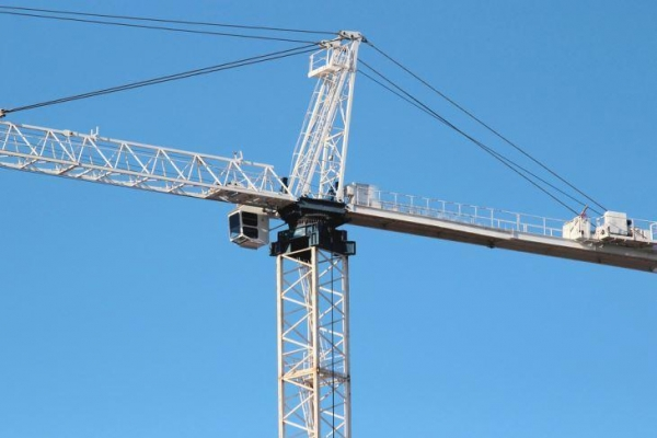 Quality 2 Ton Quick Erecting Tower Crane for Sale for sale