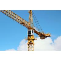Chinese 4t Tower Crane Supplier Manufactures