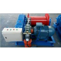 Electric Winch With Wire Rope For Pulling Manufactures