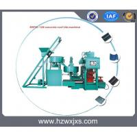 Cement Roof Tile Forming Machine SMY8-128 Manufactures