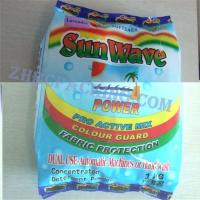 Buy cheap plastic fiml roll or plastic bag for Custom Laundry Washing Powder Packaging from wholesalers