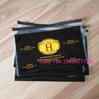 Buy cheap Custom Hand Rolling Tobacco Pouch Slider Ziplock Plastic Wrapping Cigar Bag from wholesalers