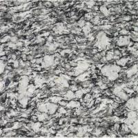 Buy cheap China Granite Spray White Sea Wave Granite Slabs for Countertops and Stone Steps from wholesalers