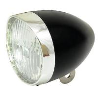 Buy cheap White Black LED Bike Light for Bicycle from wholesalers