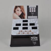 Custom High Quality Perspex Eyewear Display Acrylic Contact Lenses Display Stands for Retailers