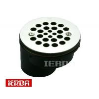 Offset ABS Shower Drain with Stainless Steel Strainer, 2-Inch Manufactures