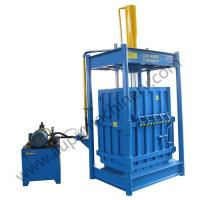 Manual Operation Waste Wool Baling Press Professional Manufacture High Efficiency