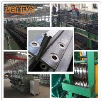 Elevator Guide Rail Manufacturing Production Line Process Machinery Manufactures