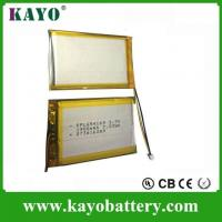 Safety High Quality Rechargeable 3.7V Lithium Polymer Battery For Toys (1900mAh) Manufactures