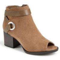 Buy cheap QUPID Women's Dixie-25 Peep Toe Booties from wholesalers