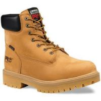China TIMBERLAND PRO Men's Soft Toe Waterproof Work Boots, Medium on sale