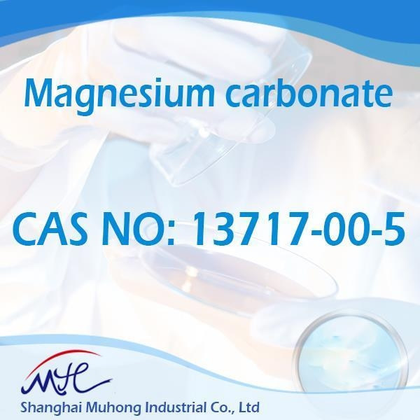 Quality High Purity Magnesium Carbonate CAS 13717-00-5 for sale