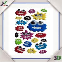 Buy cheap kids loved puff sticker from wholesalers
