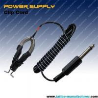 Buy cheap High Quality Novelty Tattoo Clip Cords Model No.:RTGX-2004 from wholesalers