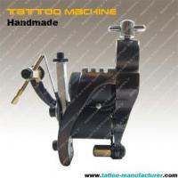 Buy cheap Handmade Carbon Steel tattoo machine Model No.:RTJQ-6011 from wholesalers