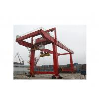 Ship to Rail Type Mounted Container Gantry Crane Manufactures