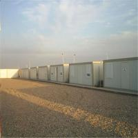 Vogue -designed Recycled Mobile Sandwich Panel Board Inhabitable Container Camp Manufactures