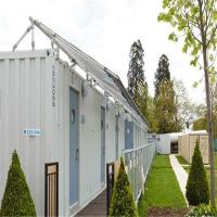 Combined & Stackable Provisional Kids School for Earthquake Manufactures