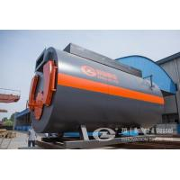 WNS horizontal oil fired steam boiler Manufactures