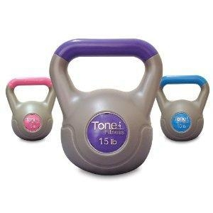 Quality Fitness plastic Kettle Bell Set for sale