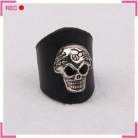 Buy cheap The expendables skull ring for party, rings for teenagers from wholesalers