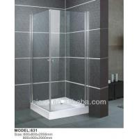 China Shower Enclosures Cheap Folding Custom Fiberglass Shower Enclosure on sale