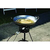 Texsport 54,000 BTU Propane Outdoor Wok Cooking Set from Texsport Manufactures