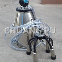 China Milking Machine 25 litre Cow Milking Bucket Group on sale