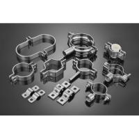 China Stainless Steel Saddle Pipe Holder on sale