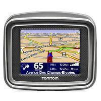 China TomTom 1K00.180 Rider 2 Motorcycle GPS with Pre-Loaded Maps of USA & Canada on sale