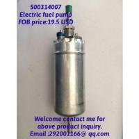 China High Performance Low Pressure External/Inline Fuel Pump OE: 500314007For IVECO on sale