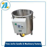 China Factory Outlet Hot Sale Stainless Steel Paraffin Wax Melting Machine/Wax Melter Tank/Wax Heater Pot on sale