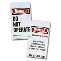 Buy cheap Lockout Tags from wholesalers
