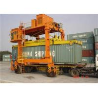 Double Girder Container Handling Gantry Crane For Ship Yard And Port