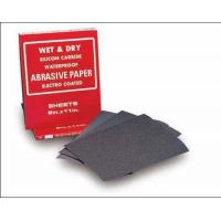 ABRASIVES 9X11 SILICON CARBIDE WATERPROOF PAPER SHEETS Manufactures