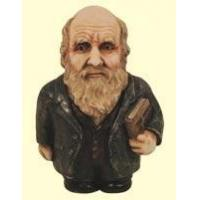 Pot Belly Miniature Box - Charles Darwin, Author Manufactures