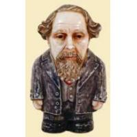 Pot Belly Miniature Box - Charles Dickins, Author Manufactures