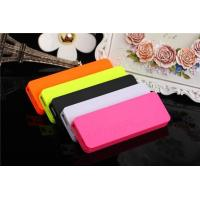 5600mAh polymer USB External Backup Battery Power Bank mobile Phone Universal Battery Charger +Micro Manufactures