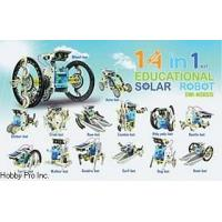 Kiddie Corner 14-In-1 Educational Solar Robo Manufactures