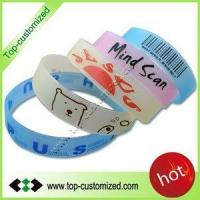 Moulds & Molding Custom silicone wristband for children