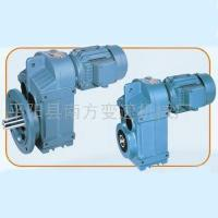 Buy cheap F series reducer, transmission spiral bevel gear reducer from wholesalers
