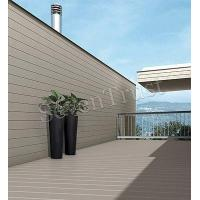 Seven Trust building planter boxes from composite decking Manufactures