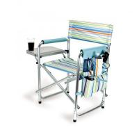 Picnic Time St. Tropez Portable Folding Sports/Camping Chair Manufactures