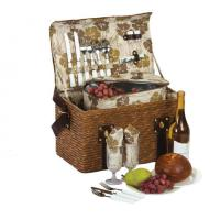 Picnic Plus Woodstock 2 Person Picnic Basket with Insulated Cooler Manufactures