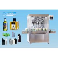 Automatic Cylinder Driven Piston Filling Machine